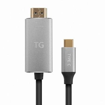 TG삼보 Type C to HDMI 컨버터 케이블 (TG-CTH1000)(2m)