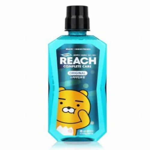 리치(REACH) 카카오 컴플리트케어 스피아민트 가글 320ml (1개)_이미지