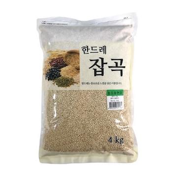 월드그린  한드레 칼집찰현미 4kg (1개)