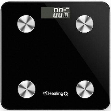 제이오컴퍼니 힐링큐 HQ-S4000 스마트 체중계 (블랙)