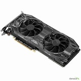 EVGA  지포스 RTX 2080 Ti BLACK EDITION GAMING D6 11GB