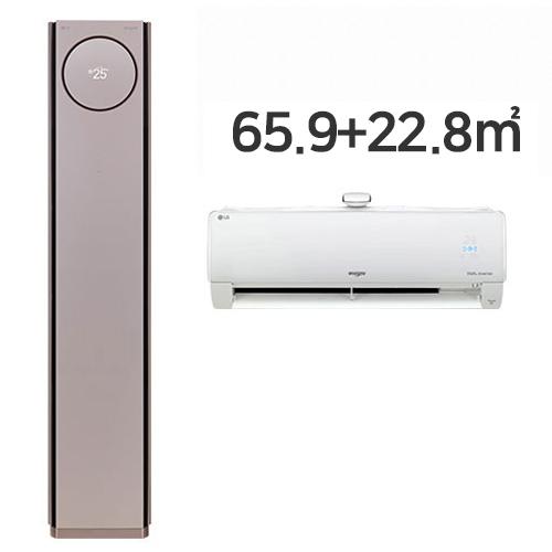 LG전자 휘센 타워에어컨 FQ20PBNRA2(기본설치비 포함(수도권))