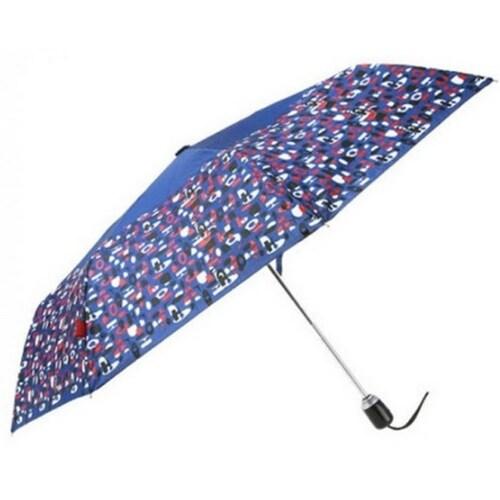 엘르  보더써클 전자동 우산 E4-0007_이미지