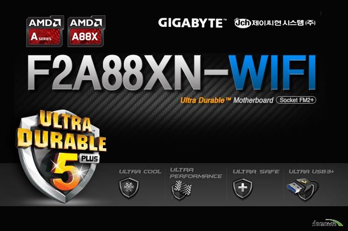 GIGABYTE GA-F2A88XN-WIFI