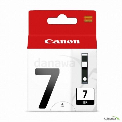 Canon 정품 PGI-7BK 검정 (1개)_이미지