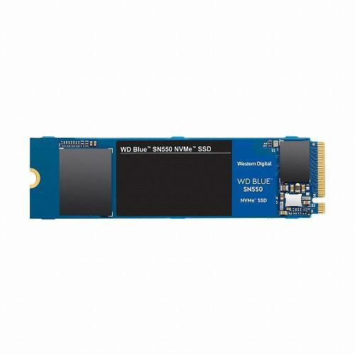 Western Digital WD BLUE SN550 M.2 NVMe(500GB)