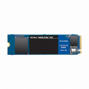 Western Digital WD BLUE SN550 M.2 NVMe (500GB)_이미지