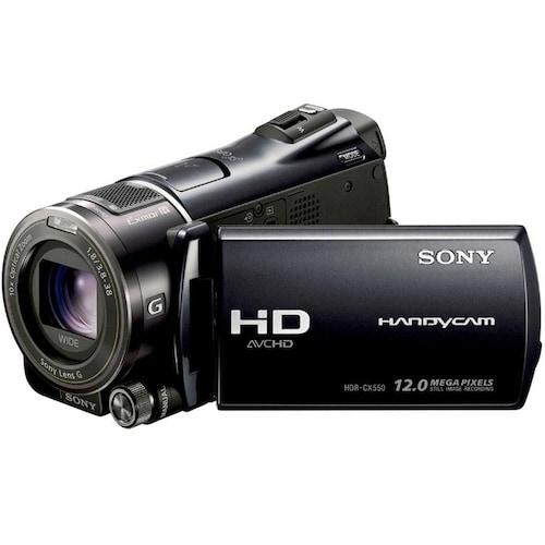 SONY HandyCam HDR-CX550 (중고품)_이미지