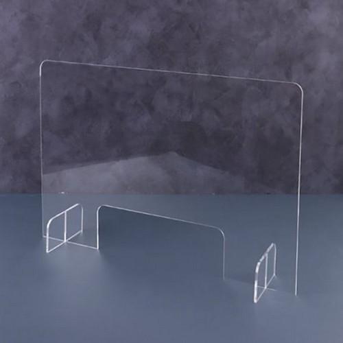 투명 아크릴판 창구형 칸막이