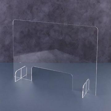 투명 아크릴판 창구형 칸막이_이미지