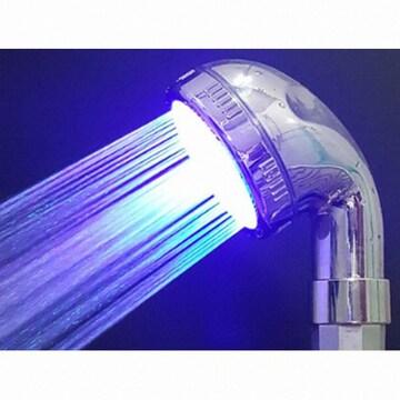 카사루 레인보우 LED 샤워헤드 SH-020-LED
