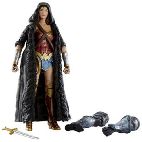 Multiverse Wonder Woman Caped Figure