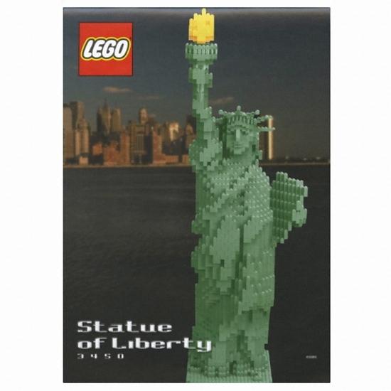 레고 크리에이터 자유의 여신상 (3450) (해외구매)