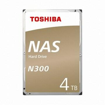 Toshiba 4TB N300 HDWQ140 (SATA3/7200/128M)