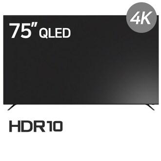 더함 우버  U751QLED SMART HDR 크롬캐스트 (스탠드)_이미지
