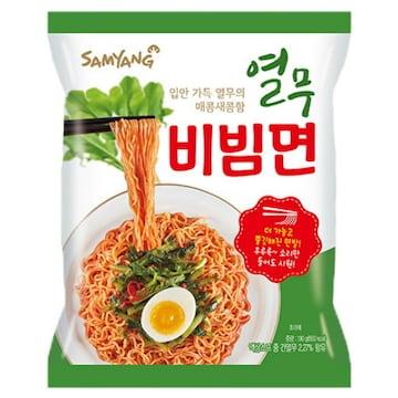 삼양식품 열무비빔면 130g(32개)