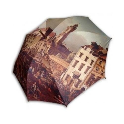 레인보우 헬로우레인캣츠 중세비엔나(W) 자동우산_이미지