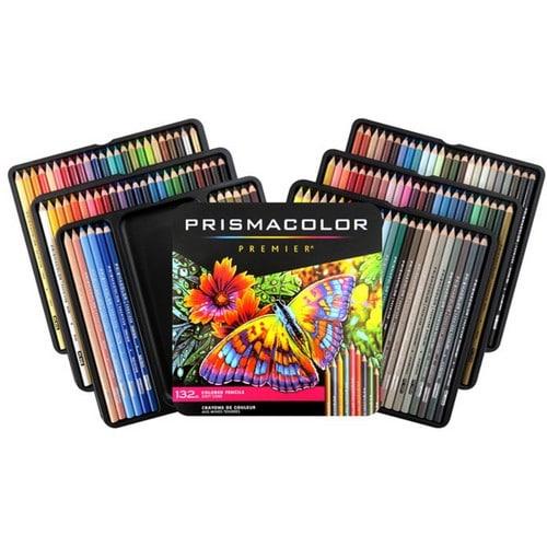 샌포드 프리즈마 유성 색연필 (132색)