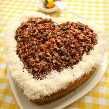 힐링펫 소고기 케이크
