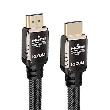 케이엘시스템 KLcom BLACK DIAMOND 고급형 HDMI v2.1 케이블