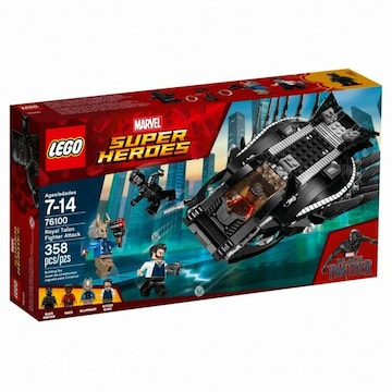 레고 마블 슈퍼히어로 로얄 탤론 파이터 공격 (76100) (정품)