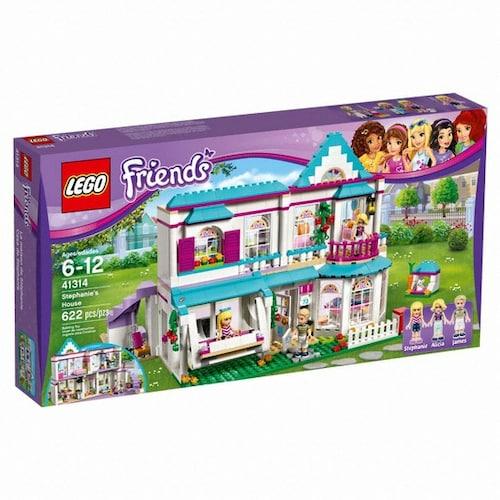 레고 프렌즈 스테파니의 집 (41314)