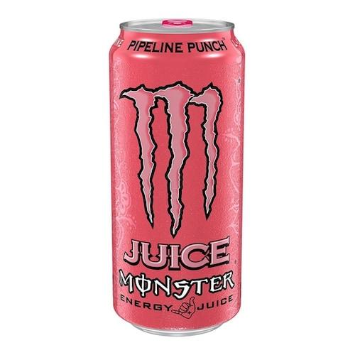 코카콜라음료 몬스터에너지 파이프라인 펀치 473ml (24개)_이미지