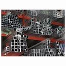 알루미늄 사각 파이프 20 x 40mm 2T