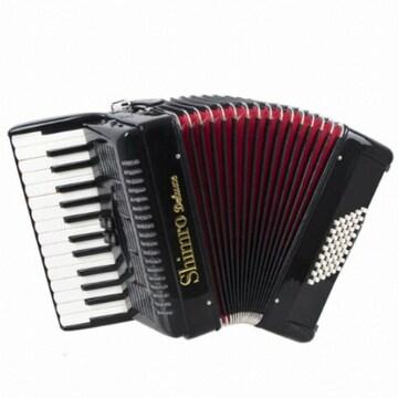 심로악기 DELUXE-4826 블랙