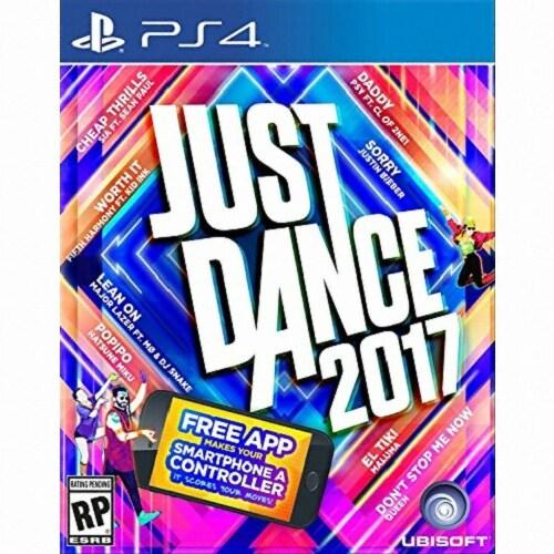 저스트 댄스 2017 (Just Dance 2017) PS4 중고,북미판_이미지