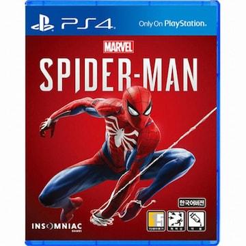 Insomniac Games  스파이더 맨 (SPIDER-MAN) PS4 (한글판,일반판)