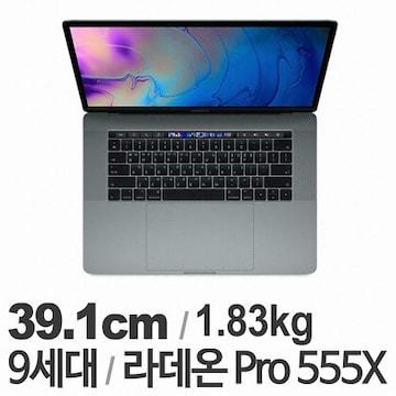 APPLE 맥북프로 2019년형 MV902KH/A(SSD 256GB)
