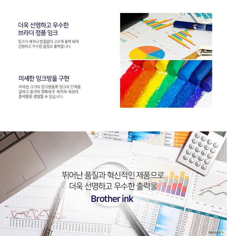 Brother 정품 LC-3619XL Y 노랑