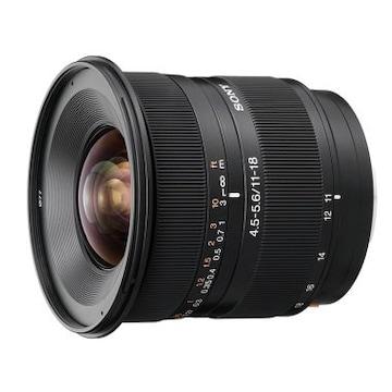 SONY 알파 DT 11-18mm F4.5-5.6 (병행수입)_이미지
