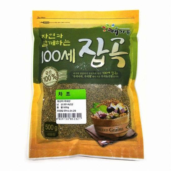 해가든 100세 잡곡 차조 500g(1개)