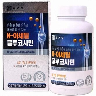 종근당건강 N-아세틸글루코사민 90정 (1개)_이미지