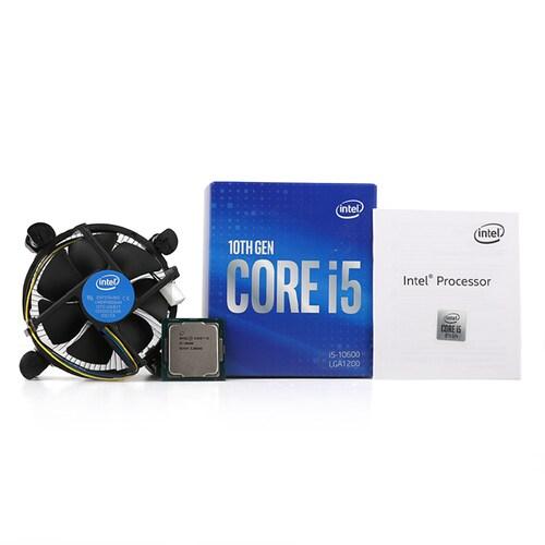 인텔 코어i5-10세대 10600 (코멧레이크S) (정품)_이미지