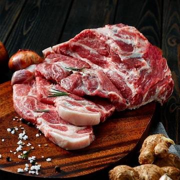 국제식품 국내산 돼지 목살 900g (1개)_이미지