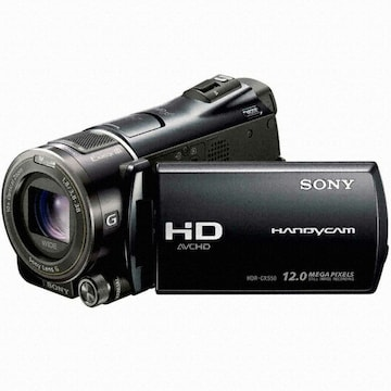 SONY HandyCam HDR-CX550 (기본 패키지)_이미지