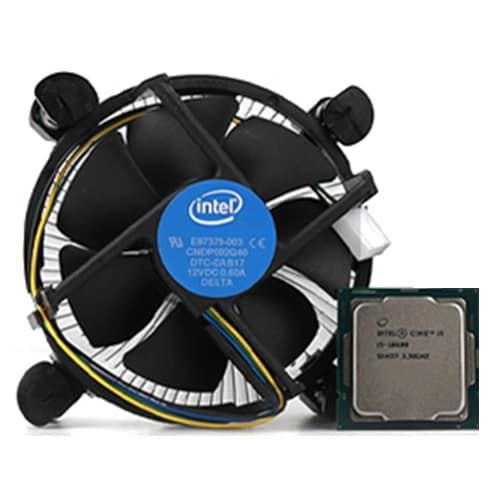 인텔 코어i5-10세대 10600 (코멧레이크S) (벌크 + 쿨러)_이미지