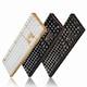COX CV108 WOOD V광축 완전방수 교체축 단일 LED 게이밍 (레드 브라운, 클릭)_이미지