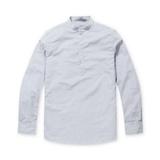 코오롱인더스트리 시리즈 모던 S/T 헨리넥 셔츠 SASFM17011WHX_이미지