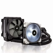 CORSAIR HYDRO SERIES H80i v2 + ML120 PRO LED White
