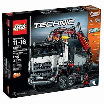 레고  테크닉 메르세데스 벤츠 아크 로코 (42043) (정품)