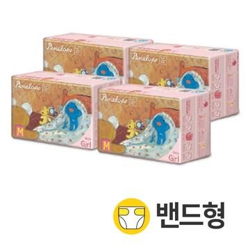 페넬로페 2017 씬씬씬 에어슬림 밴드 3단계(중형) 여 34매(4팩 (136매))