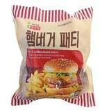 롯데햄 햄버거패티 1.1kg (1개)