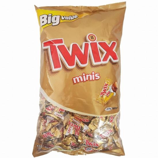 마즈(MARS) 트윅스 미니스 186개입 1,875g(1개)