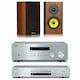 야마하 R-N301 + CD-N301 + 데이비스어쿠스틱스 Dufy HD_이미지
