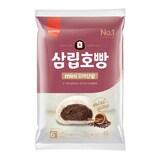 SPC삼립 삼립호빵 미니 꼬마단팥 6개입 240g(4개)