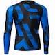 스파이더 그래픽 노기 컴프레션 티셔츠 SPEPCNCL522M-BLU_이미지